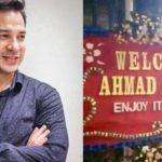 Ada yang iseng kirim karangan bunga untuk Ahmad Dani di penjara