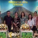 Kota Tomohon Tampilkan Bunga di Indonesia City Expo 2019 Semarang