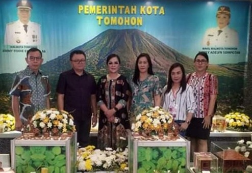 kota-tomohon Semarang bunga 2019